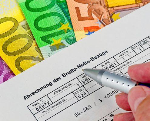 Lohnbuchhaltung | Steuerberatung Hamburg